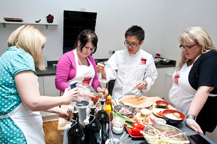 Full Day Oriental Cookery Class at the School of Wok