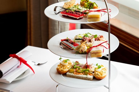 Afternoon Tea for Two at The Cavendish Hotel, Mayfair