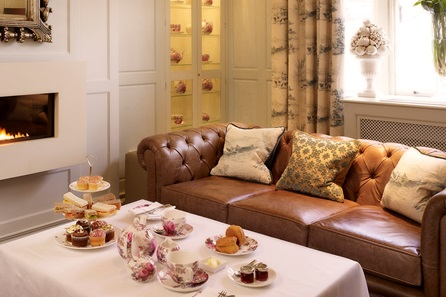 Afternoon Tea for Two at The Arden Hotel in Historic Stratford-upon-Avon
