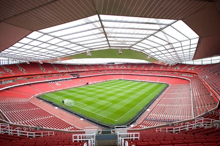 Arsenal Emirates Stadium Tour with Overnight Stay for Two