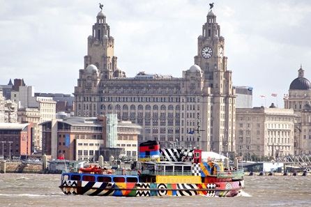 Beatles Guided Walking Tour and Mersey Ferry Cruise for Two