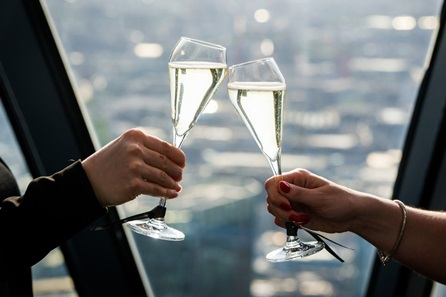 Champagne Tasting for Two at London's Iconic Gherkin