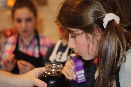 Children's Candy Making Masterclass for Two at Spun Candy, London