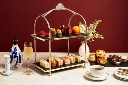 Chinese New Year Afternoon Tea for Two at The Harrods Tea Rooms