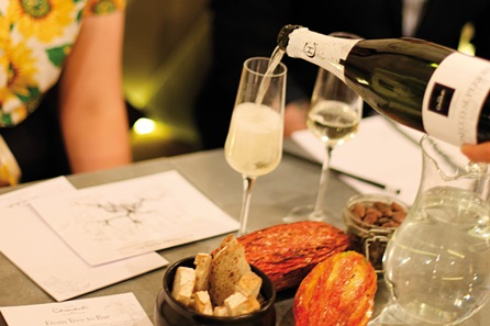 Chocolate Tasting Adventure with a Glass of Prosecco at Hotel Chocolat