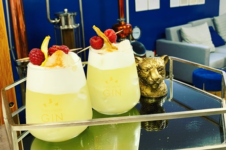 Create Your Own Craft Gin with Drinks for Two at Three Wrens Craft Distillery