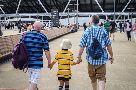 Family Tour of London Stadium