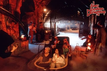 Family One Night London Break with Dinner and Visit to The London Dungeon