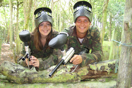 Full Day Paintballing for Two