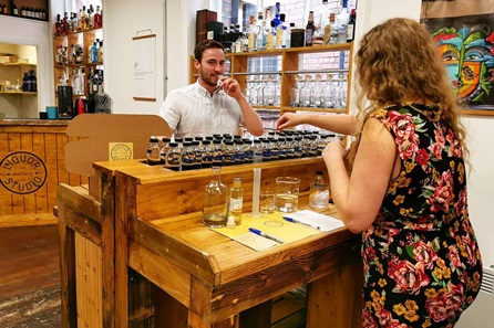 Gin Creation Class with Unlimited G&Ts at The Liquor Studio