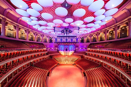 Grand Tour and Afternoon Tea for Two at the Royal Albert Hall