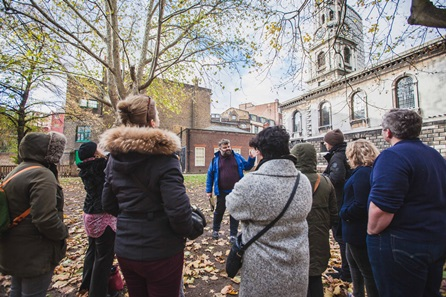 Grime and Punishment London Walking Tour for Two