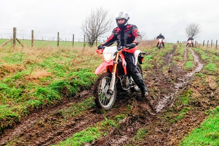 Introductory Off-Road Motorcycle Riding
