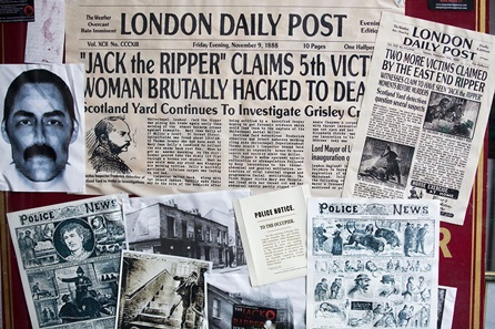 Jack The Ripper Walking Tour for Two