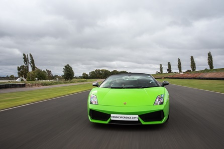 Junior Lamborghini Driving Thrill