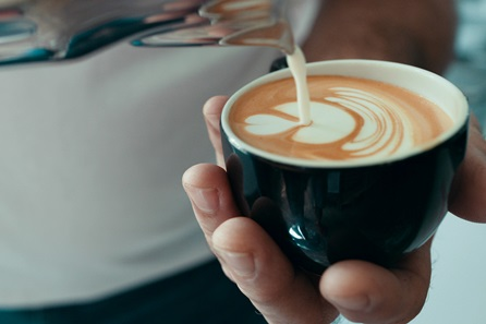 Learn Latte Art at Winchester School of Coffee