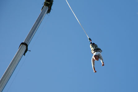 London Bungee Jump