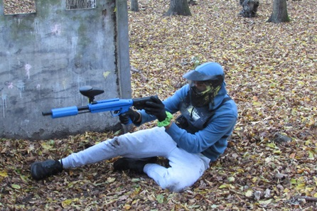 Low Impact Paintball Adventure for Two