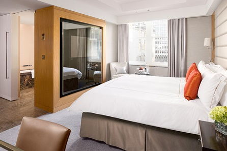 Luxury One Night Break with Free Flowing Champagne Afternoon Tea for Two at the 5* Conrad London St James