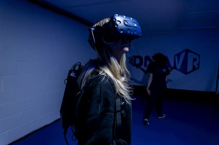 Multi-Selection VR Arcade Gaming for Two - Weekday
