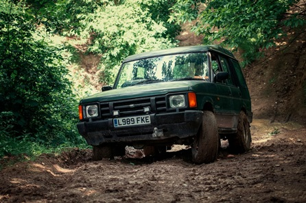 One hour Junior Off Road Experience