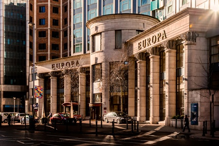 One Night 4* Belfast Break for Two at the Europa Hotel