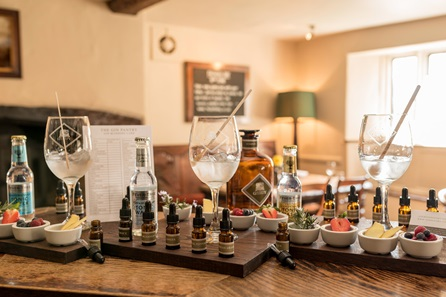 One Night Break and Gin Blending Board for Two at The Cotswold Plough