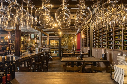 One Night Bristol Break with Finest Wine Tasting for Two