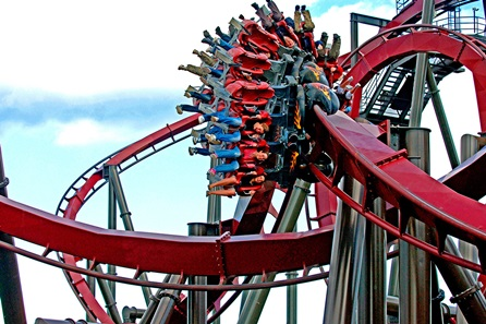 One Night Inn Break with THORPE PARK Resort Tickets for Two