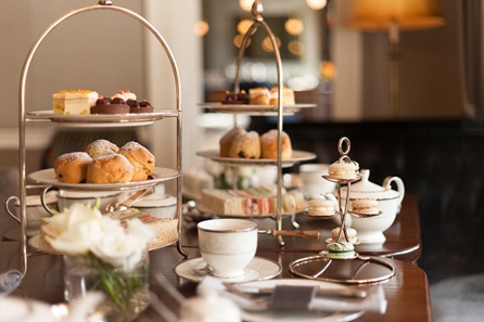 One Night London Break with Afternoon Tea for Two at the Luxury Roseate House