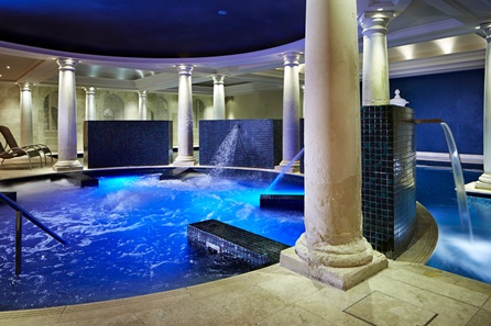 One Night Luxury Sussex Break with Dinner for Two at the 5* Alexander House Hotel