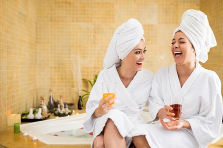 Pamper Day with Two Treatments and Prosecco for Two at Bannatyne Health Clubs