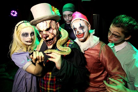 Phobophobia - The Ultimate Halloween Event at The London Bridge Tombs for Two