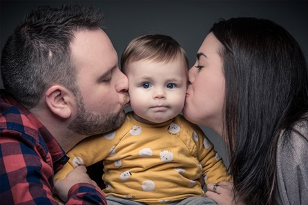 Photoshoot Choice and £50 Photo Voucher at Rolph & Co