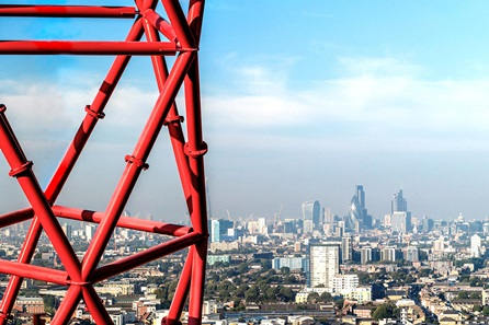 Skyline Views at the ArcelorMittal Orbit and Rum Tasting River Cruise for Two