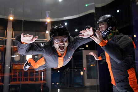 The Bear Grylls Adventure - Basecamp plus iFly for Two