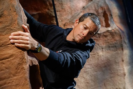 The Bear Grylls Climb Experience