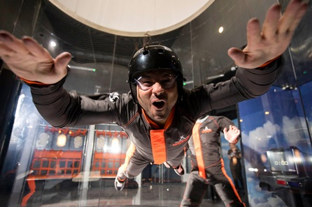 The Bear Grylls iFly Experience