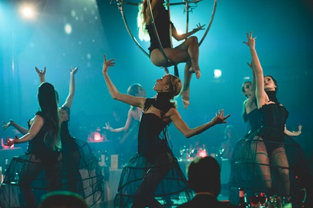 The London Cabaret Club Show for Two