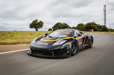 The McLaren MP4-12C GT3 Race Car Driving Experience
