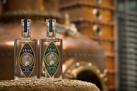 The Oxford Artisan Distillery Tour for Two