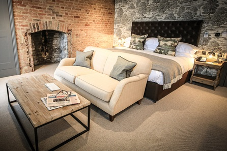 Two Night Boutique Escape for Two at The Kings Head Hotel, Cirencester