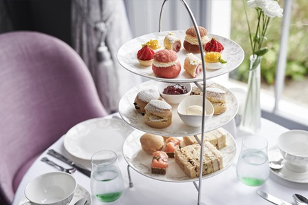 Two Night Break with Afternoon Tea at Laura Ashley The Tea Room for Two