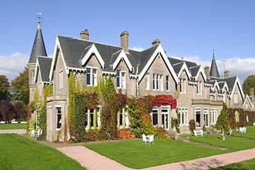 Two Night Break with Dinner at Ballathie House for Two
