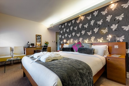 Two Night London Boutique Escape for Two at Ambassadors Bloomsbury Hotel