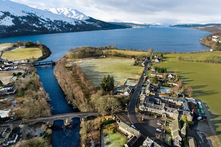 Two Night Scottish Break for Two at Dunalastair Hotel Suites