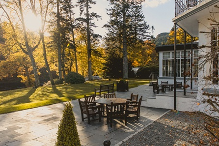 Two Night Scottish Break with Dinner for Two at Dunkeld House Hotel
