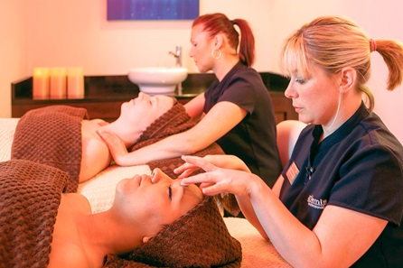 Two Night Treat and Tranquility Spa Break with Champagne Afternoon Tea, Dinner and Treatments for Two at Bannatyne Hastings Hotel
