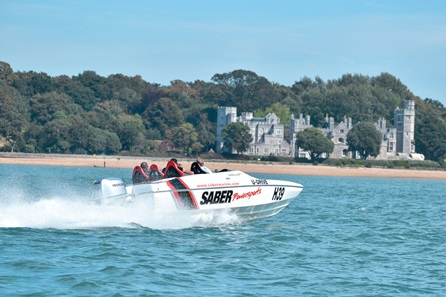 Ultimate Powerboat Day Aboard the Thunderbolt, Jet Viper and Honda 150