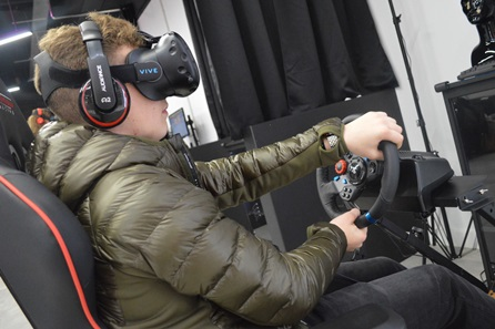 Ultimate Virtual Reality Experience at Virtual X, Birmingham